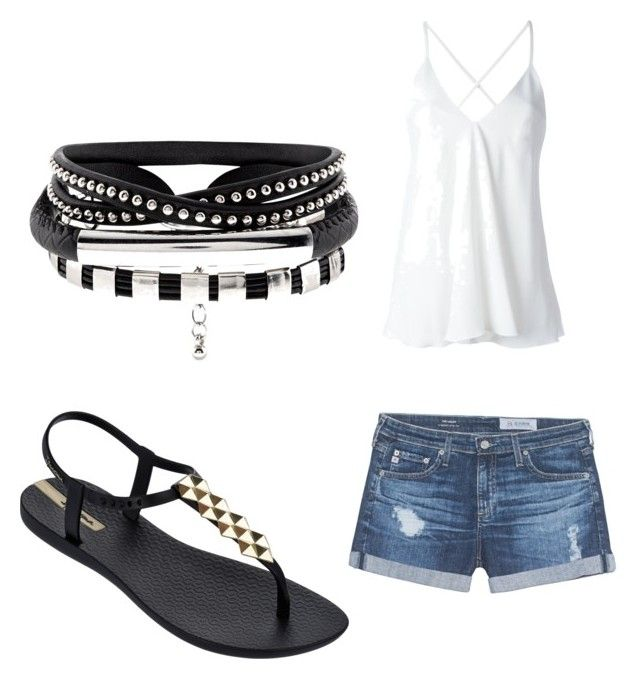 """""""Untitled #4"""" by serenedy-kelley10 on Polyvore featuring Dondup, AG Adriano Goldschmied and IPANEMA"""