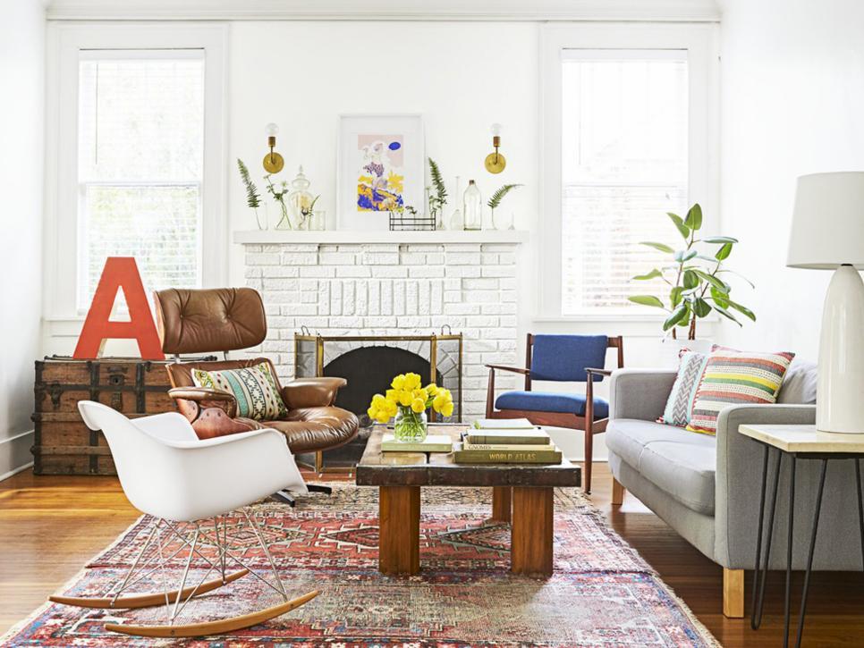 50 Design Ideas From Hgtv Magazine To Try Before You Die Hgtv Com Hgtv Living Room Decor Living Room On A Budget Room Diy