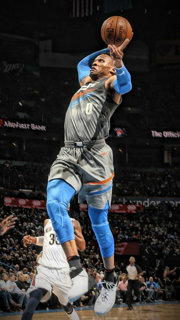 Russell Westbrook wallpaper Basketbol