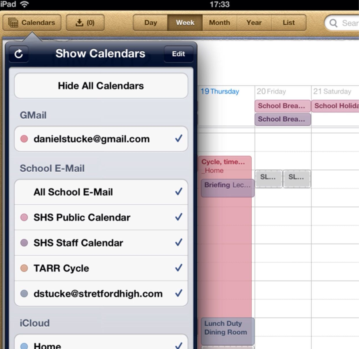 How to Setup Google Apps Email & Calendars on an iPad
