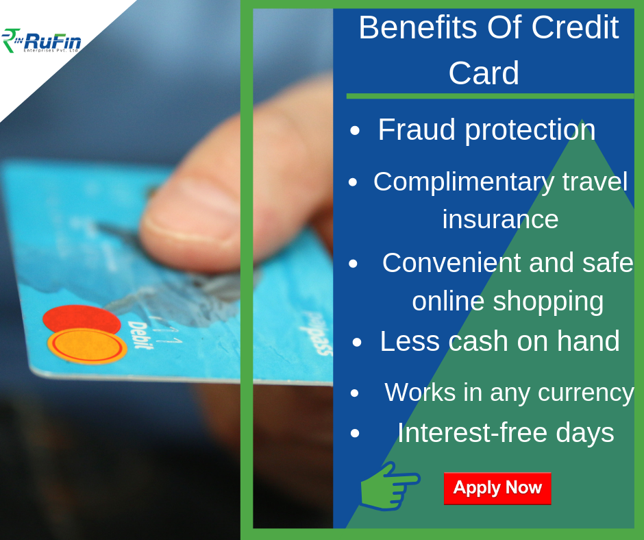 Here Is Some Benefits Of Credit Card Which You Should Have To Know