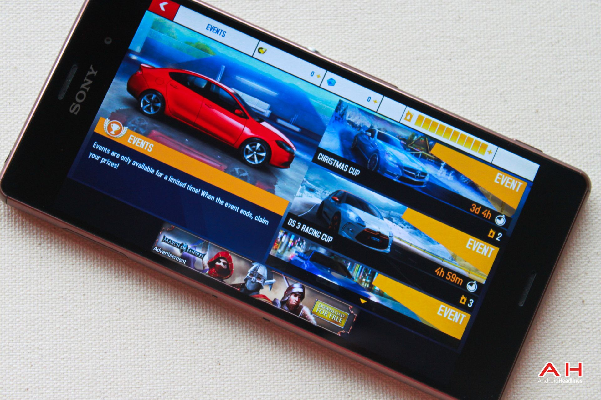 Gameloft Adds New Vehicles/Track Content To Asphalt 8