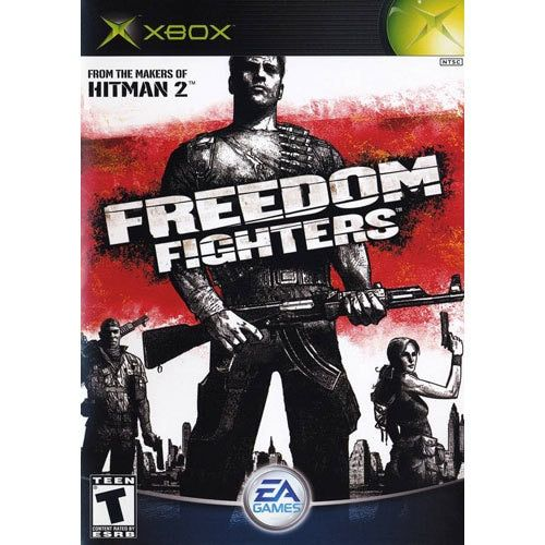 Freedom Fighters Xbox Game Freedom Fighters Top Pc Games Pc Games Setup