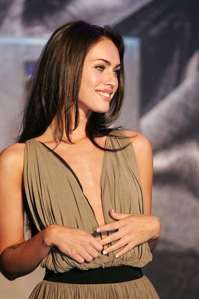 "Photo of Megan Fox Photos Photos: ""Transformers"" Press Conference In Seoul"