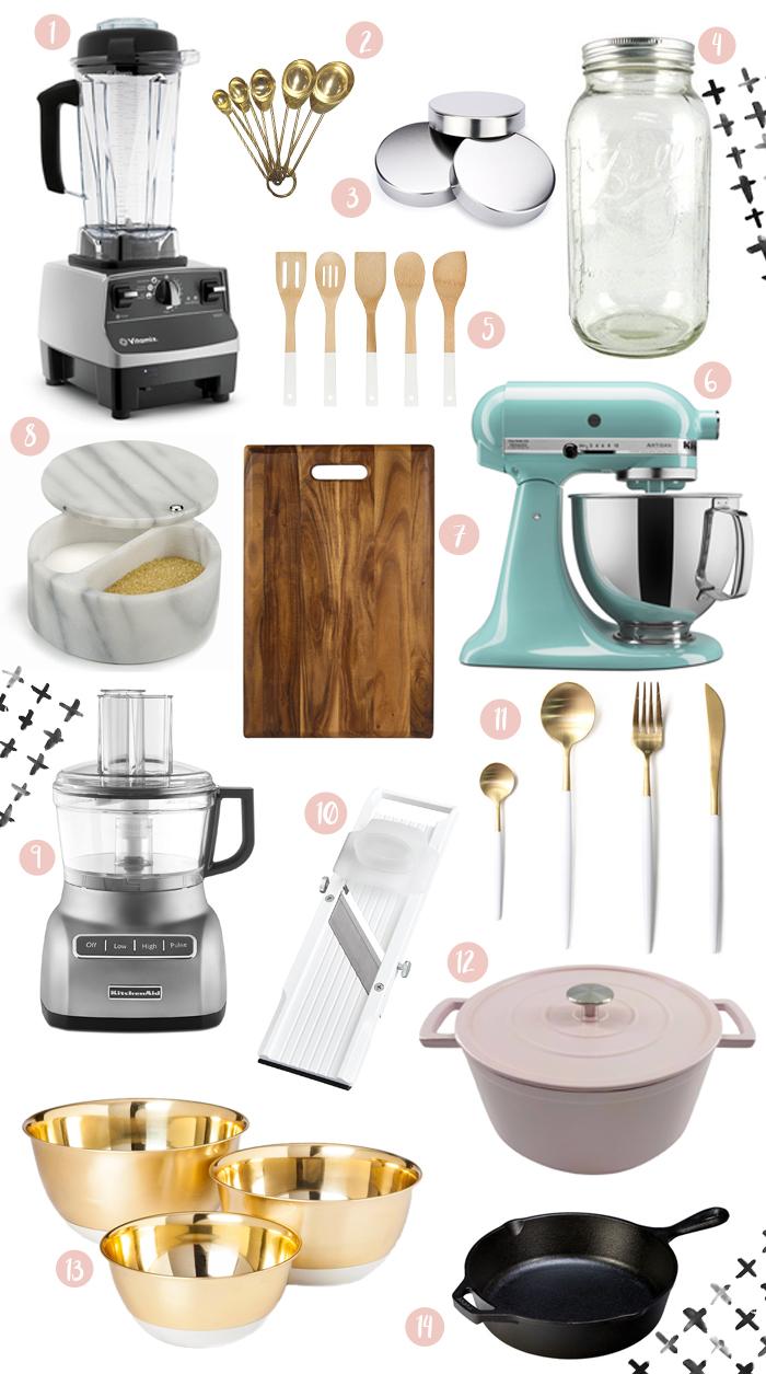 Pretty + Practical Kitchen Essentials – Tyger Alexis Kitchen