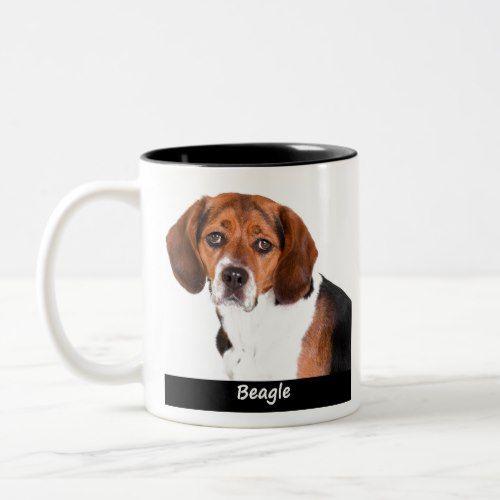 Beagle Two Tone Coffee Mug Zazzle Com Beagle Puppies Coffee