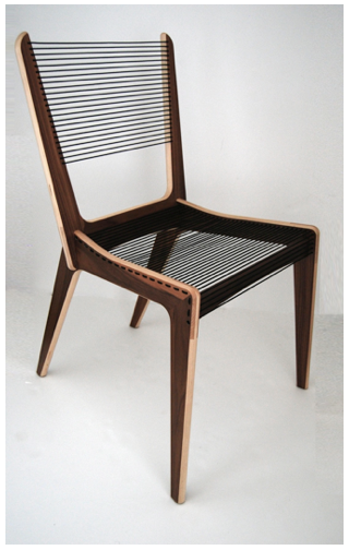 Canadian Design Furniture the cord chair – originally designed in 1953canadian designer