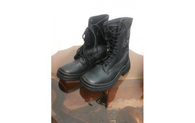 پوتین چرمی مدل آمریکایی نو نو شیپور Combat Boots Boots Winter Boot