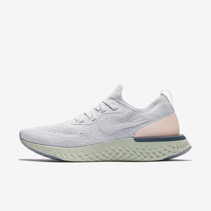 Nike Epic React Flyknit Women's Running Shoe #React#Epic