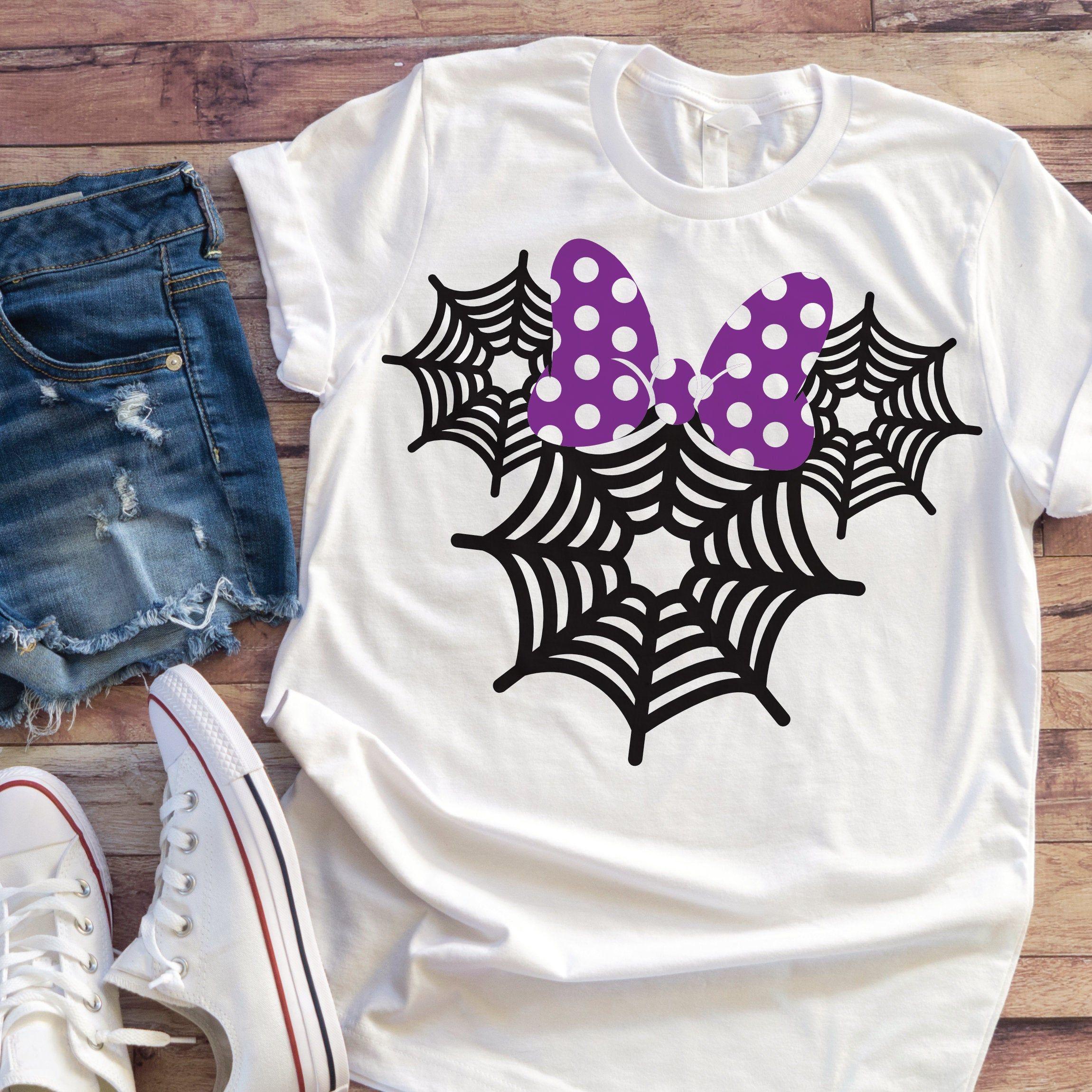 Minnie Spiderweb SVG (With images) Svg, Spider web
