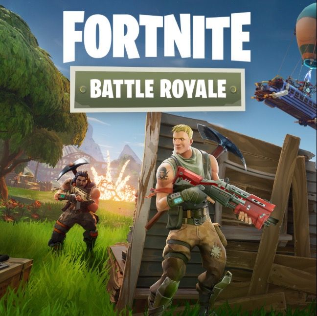 Fortnite Battle Royale (PS4 PC XBOX)