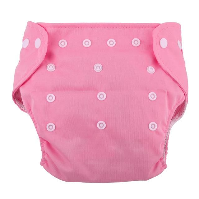 b5189c1acf8c 3 Pcs One Size Washable Reusable Adjustable Baby Kids Infant Cloth ...
