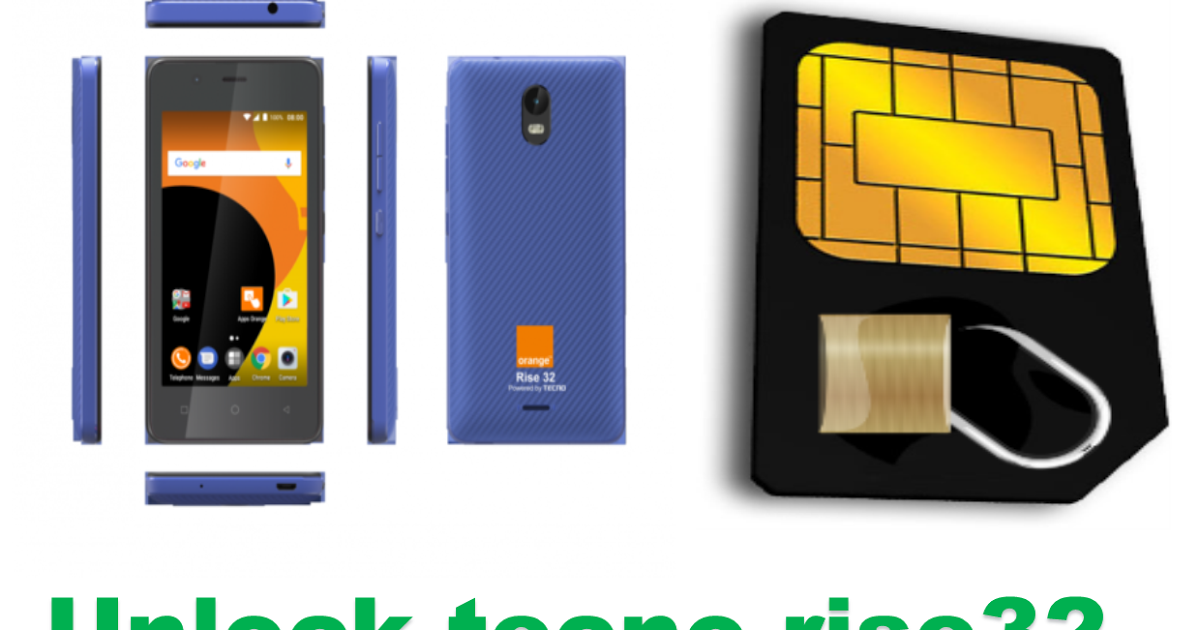 HOW TO UNLOCK ORANGE RISE 32[TECNO S1] | mobiprox tips