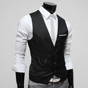 #Vest #Mens #Style #Fashion