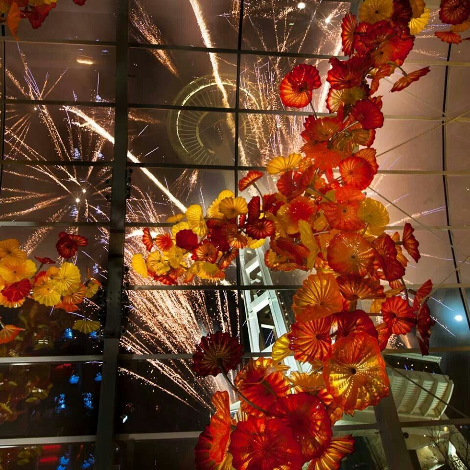 Chihuly garden glass | ❤ CHANDELIER ❤ | Pinterest