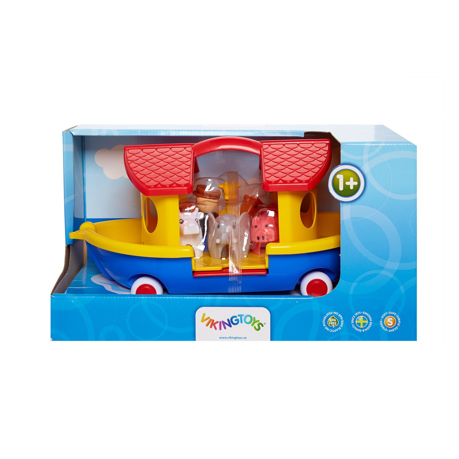 Viking Toys Noahs Ark Toy Set