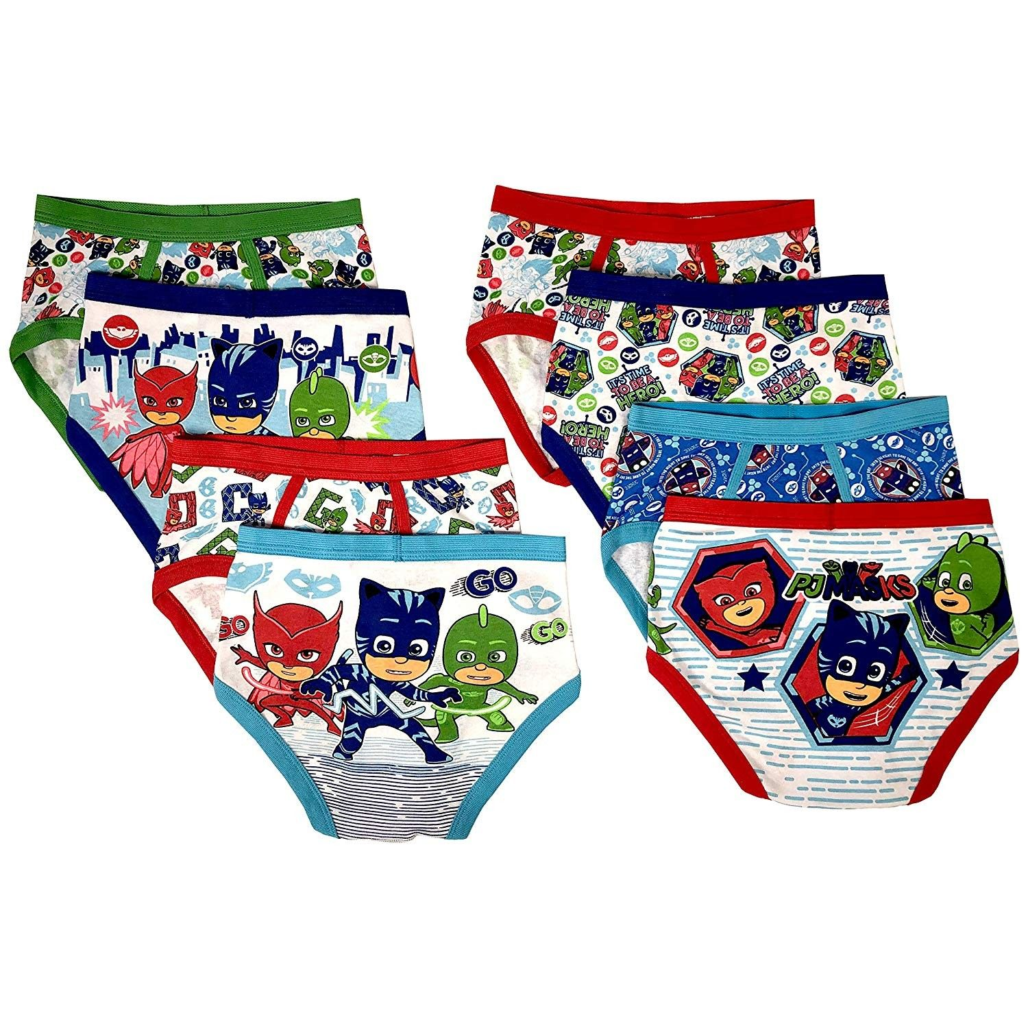 Baby Girls Knickers Toddler Panties Girls Undies 6 Pack Little Girl Underwear Cotton Fit Age 1-7