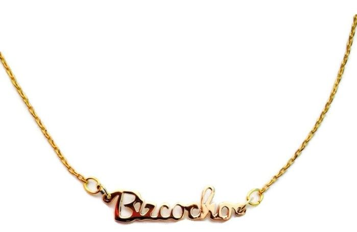 Collar Bizcocho