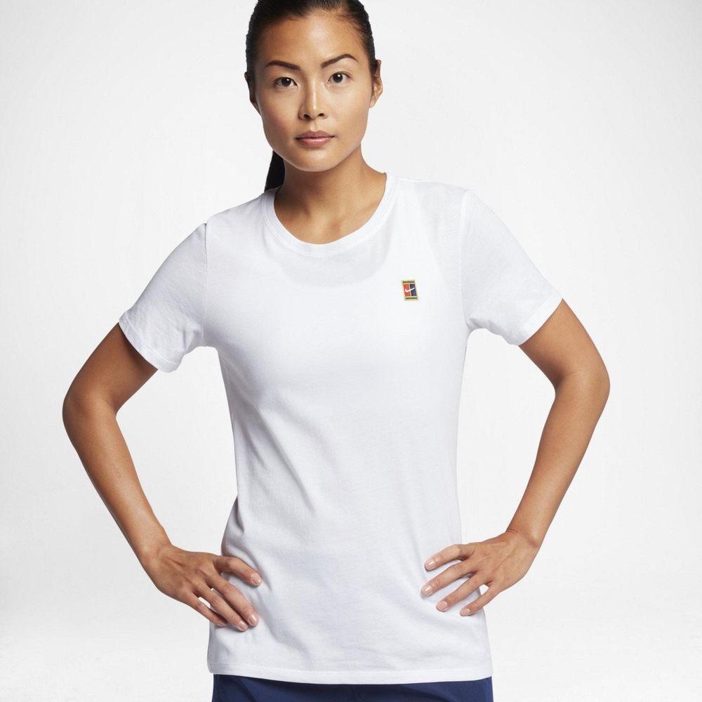 NikeCourt Heritage T-Shirt Women s Tennis Tee 943193 100 OPEN Nike  Sharapova  Nike  ShirtsTops 178e833ef