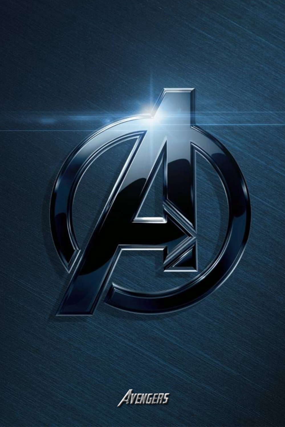 Avengers Logo Iphone In 2020 Avengers Logo Avengers Wallpaper Marvel Wallpaper Hd