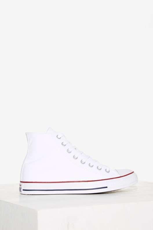 1413461563b Converse Chuck Taylor All Star High-Top Sneaker - White