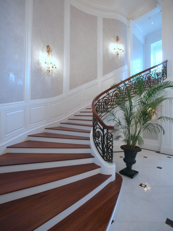 Mansion Interior Stairs