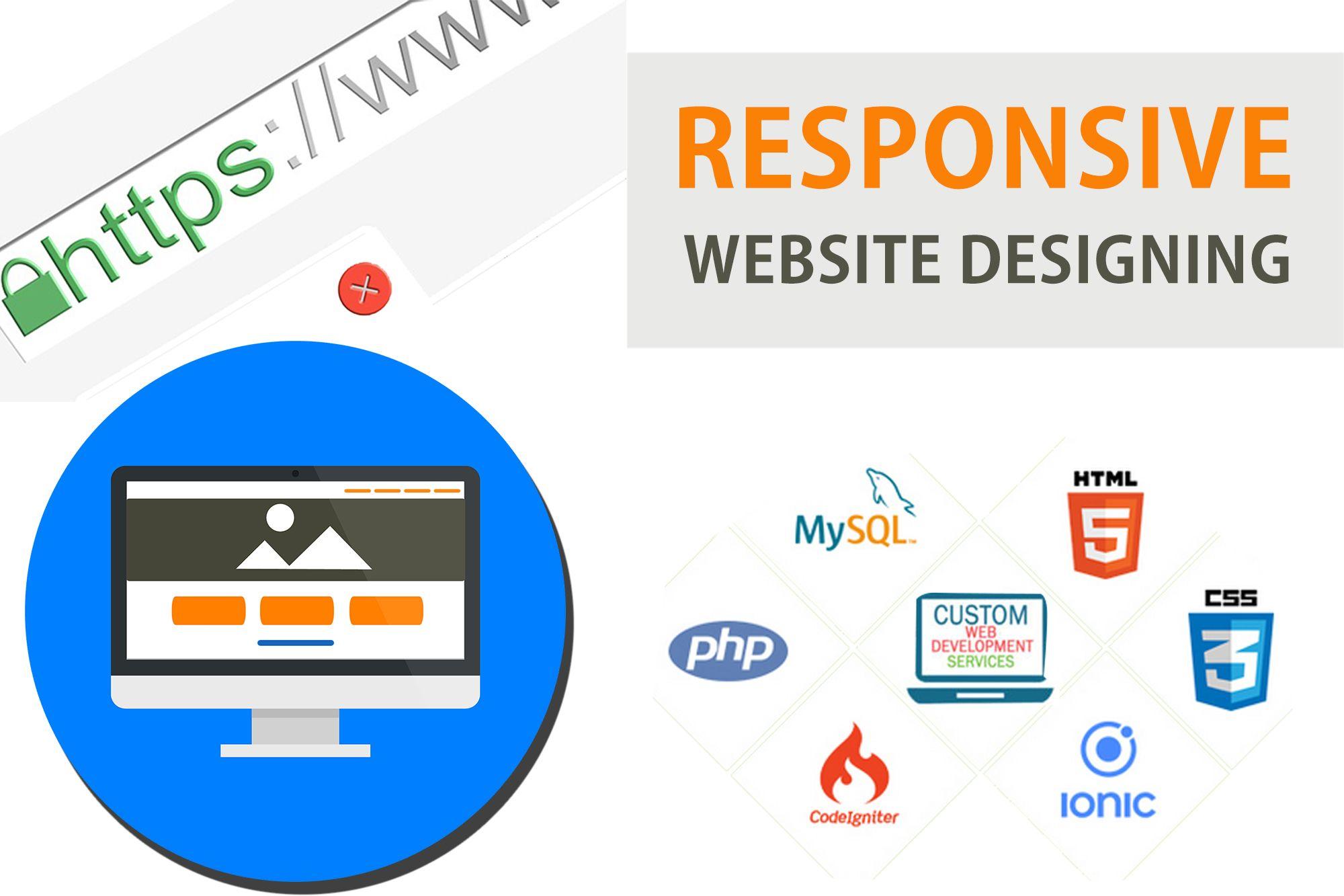 Website Designing Solutions In Madurai Web Design Website Design Custom Web Design