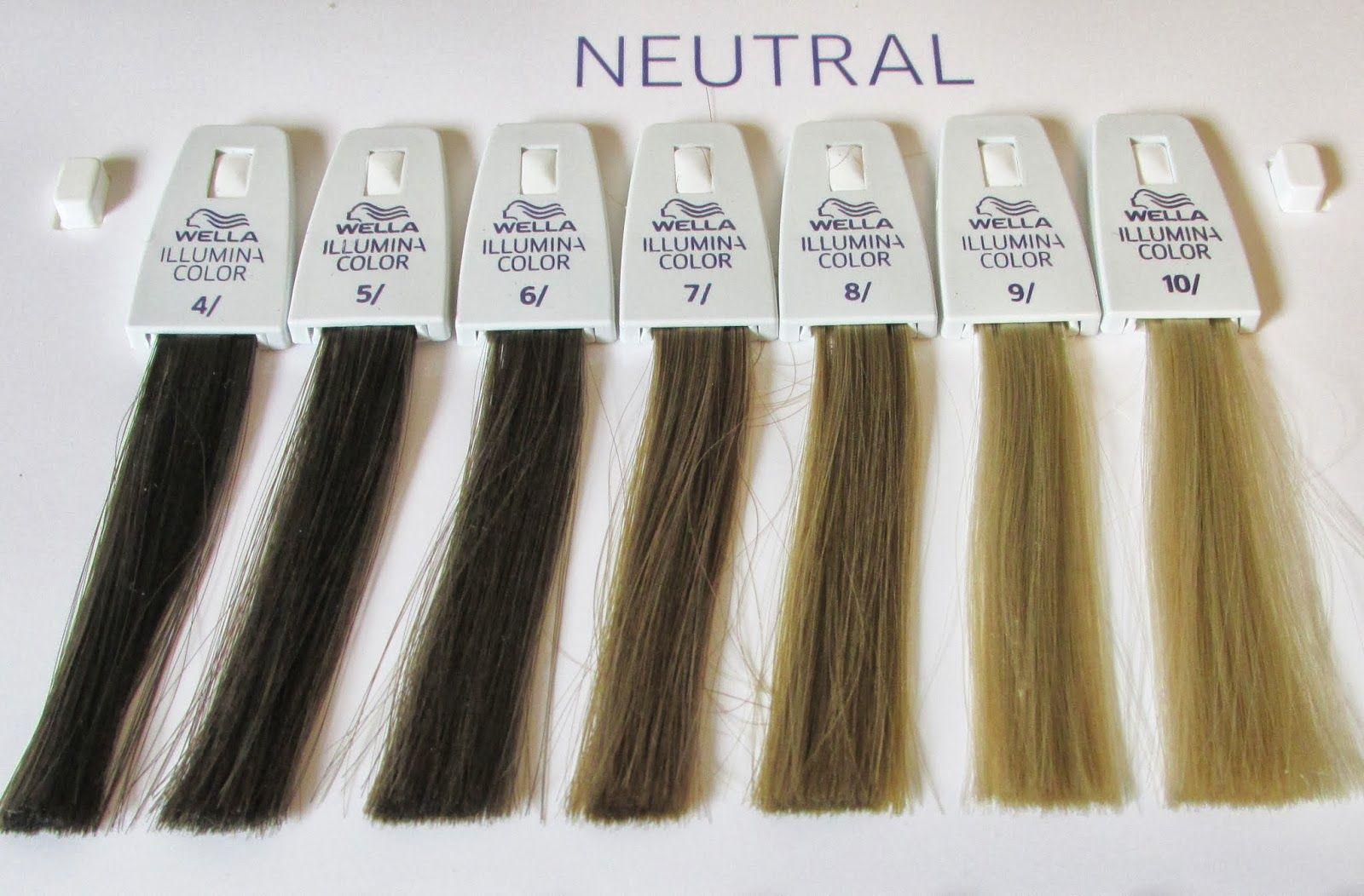 Wella illumina hair colors illumina hair color shades hair
