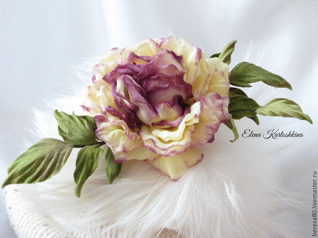 Розы из шелка купить доставка фруктов и цветов москва