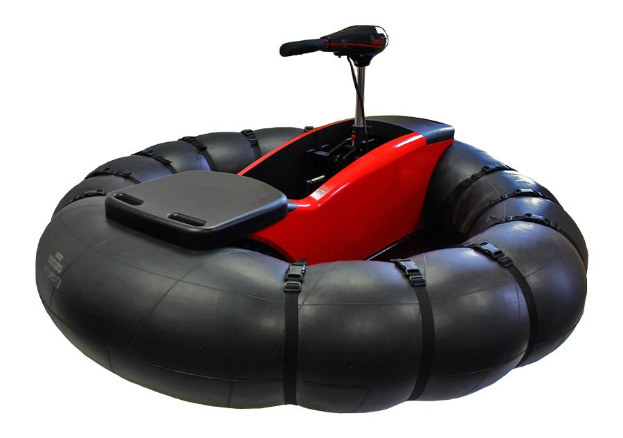 A portable boat you can carry with you in your car, SUV or pickup. Perfect for fishing and recreational fun. Safe for kids. Made in USA.