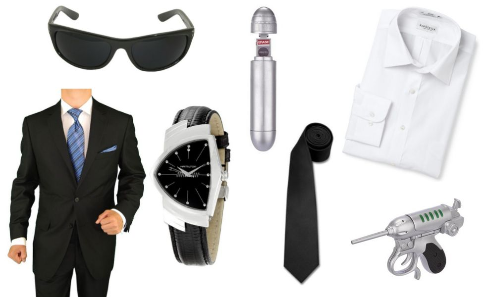 Men In Black Halloween Black Halloween Costumes Black