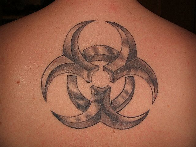 biohazard tattoo tatoos pinterest biohazard tattoo tattoo and tatt. Black Bedroom Furniture Sets. Home Design Ideas