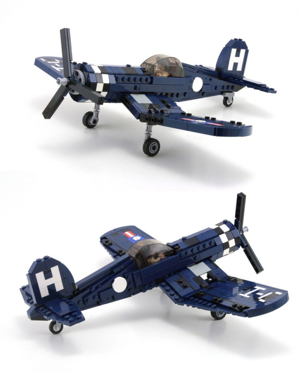 lego aircraft1 Lego Air Force