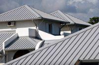 A Standing Seam Metal Roof Metal Roof Colors Roof Restoration Roof Design