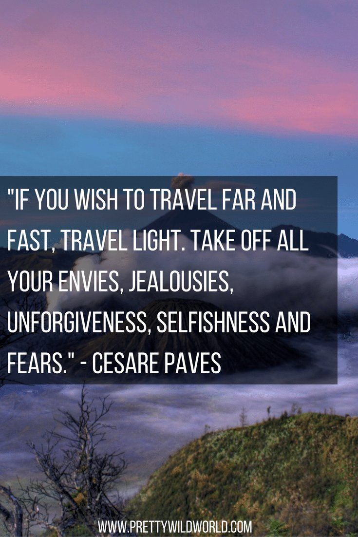 Inspiring Travel Quotes The 111 Quotes About Travel And Wanderers