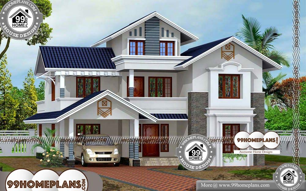 Modern House Designs In India 60 Small Two Story House Floor