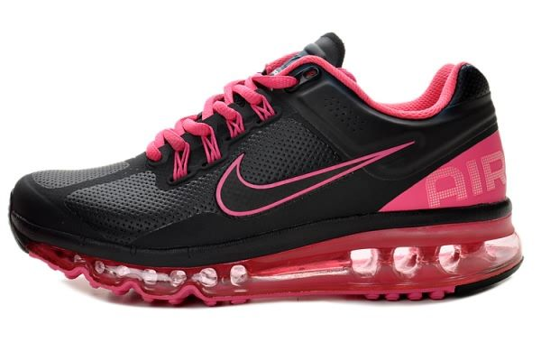 Nike Air Max 2013 Women Black