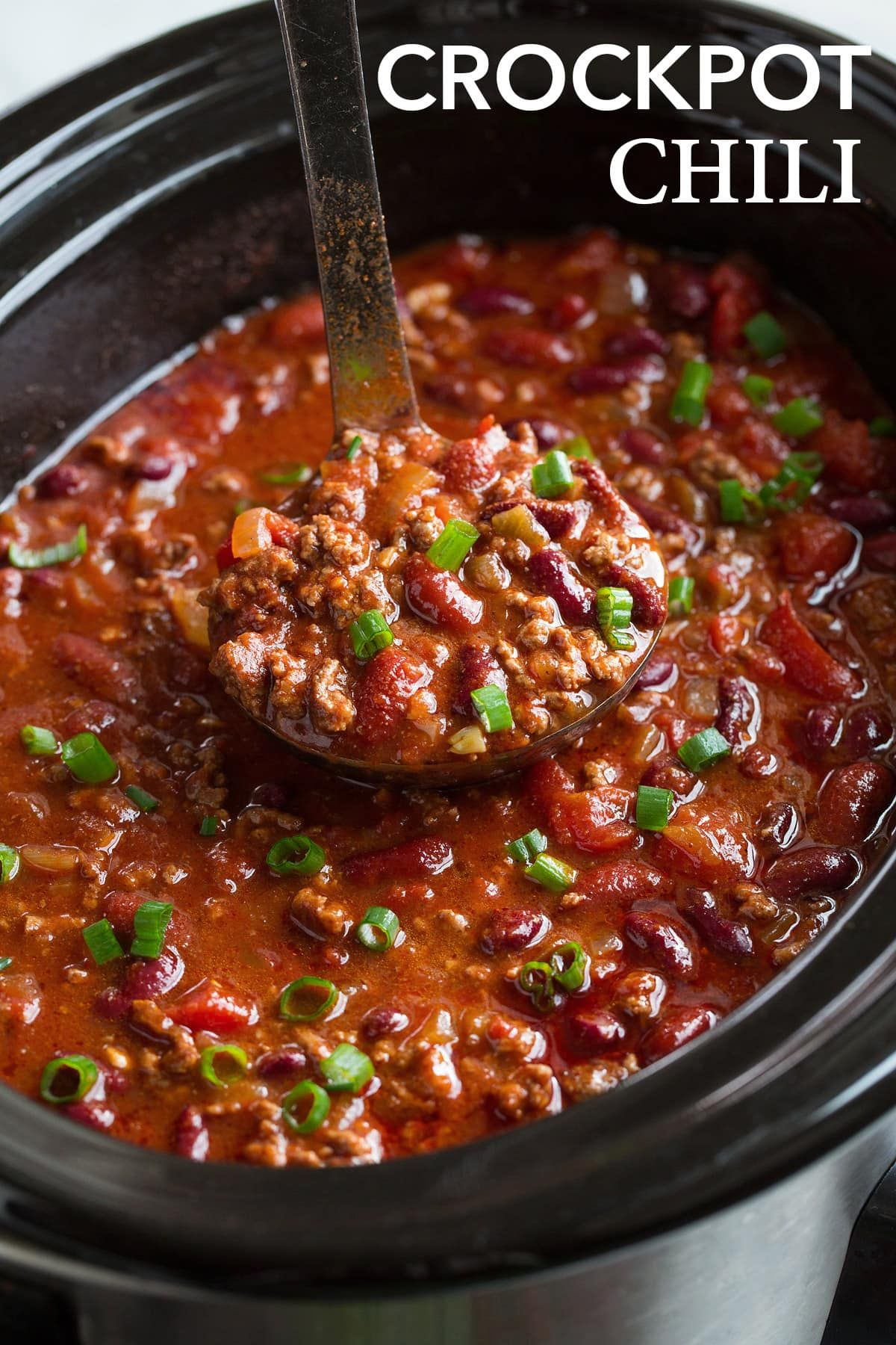 Slow Cooker Chili Best Ever One Of My All Time Most Popular Recipes And For Good Reason Chilli Recipe Slow Cooker Slow Cooker Chili Slow Cooker Chili Recipe