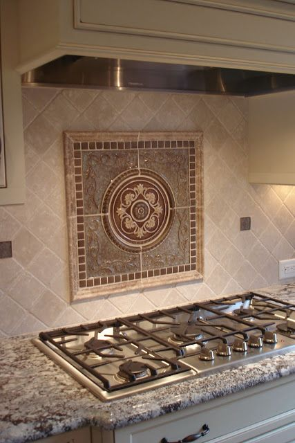 Back Splash Idea That Is Absolutely Gorgeous Kitchen Stove