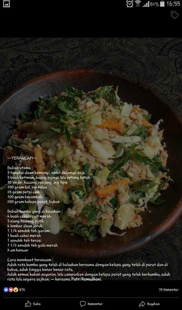 Pin Oleh Yohanita Pratiwi Di Resep Resep Makanan Makanan Resep