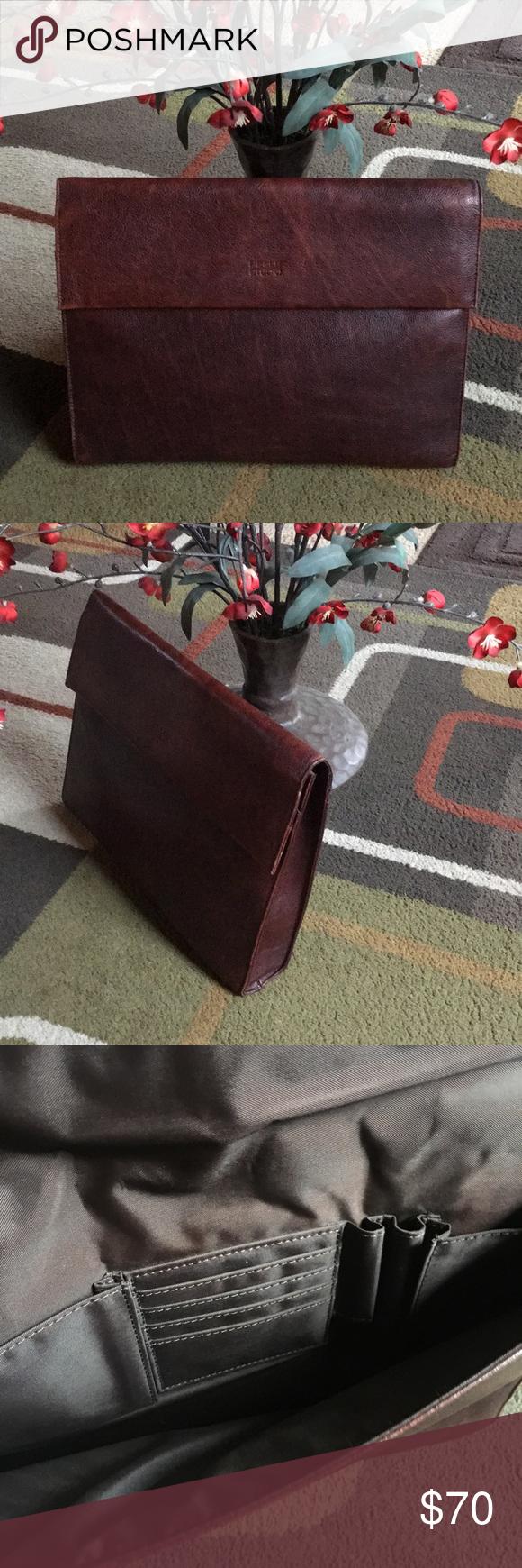 Vintage Wilson Leather Pelle Studio briefcase🌺 Vintage