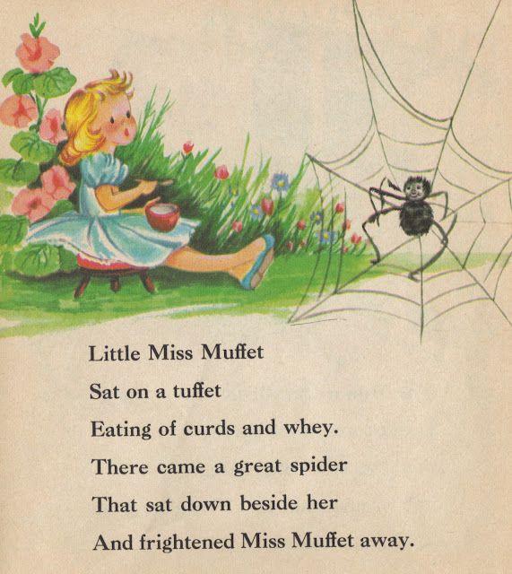 Vintage Nursery Rhymes With Images