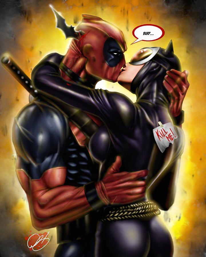 318d6c992 Deadpool Win by Pete Tapang | CatWoman | Comic books art, Art ...