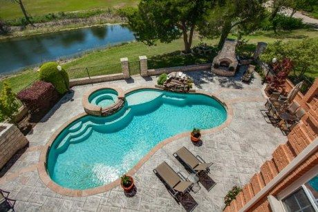 926 Place Louie Desoto Tx 75115 Small Swimming Pools Swimming