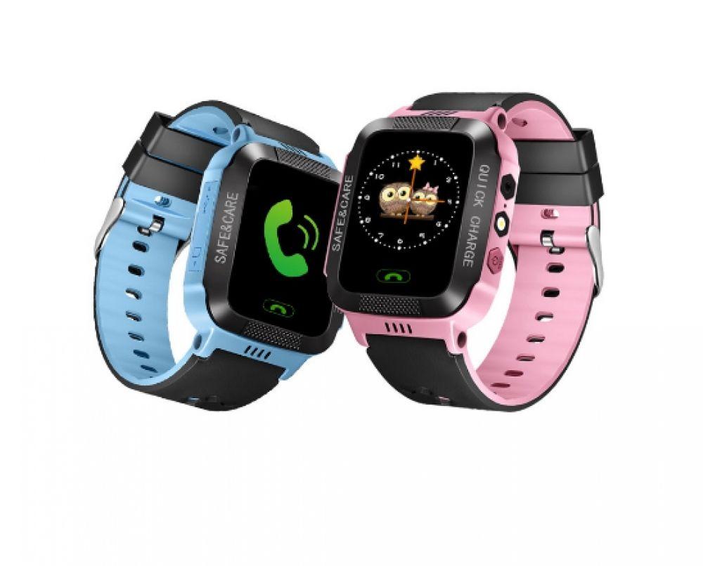kids GPS tracker smartwatch in 2020