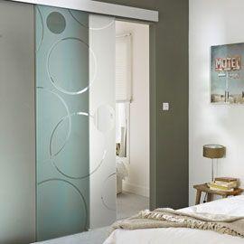 Syst me coulissant pour pose applique porte verre kidal porte seule en verre d poli circulus 83 - Systeme coulissant pour pose applique porte ...