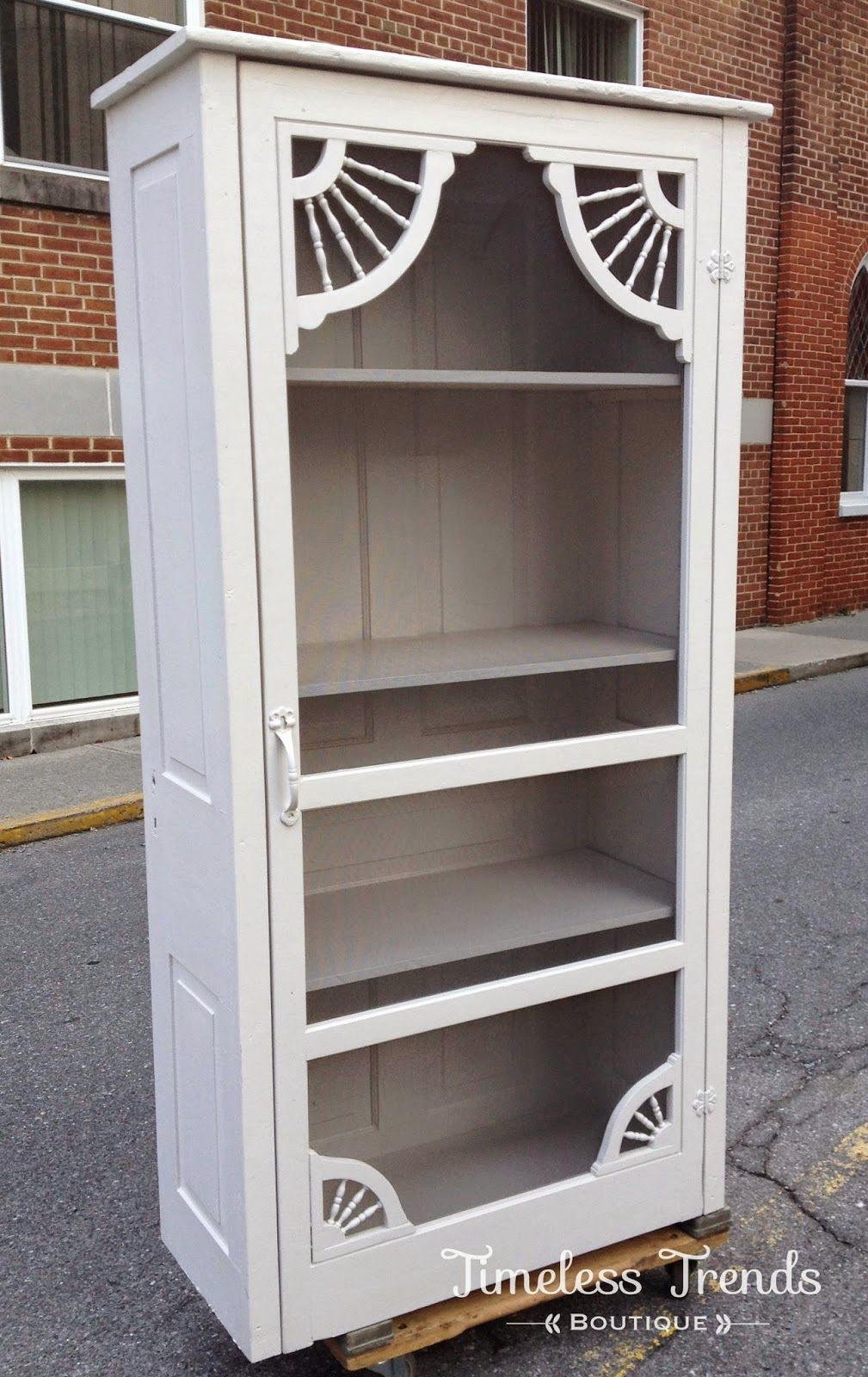 Cabinet Made With Screen Door Google Search Salvage Book Shelves