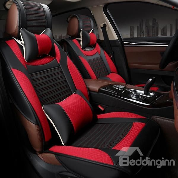 Most Popular Mash Up Color And Universal Car Seat Cover Car Seats Leather Car Seat Covers Custom Car Seats