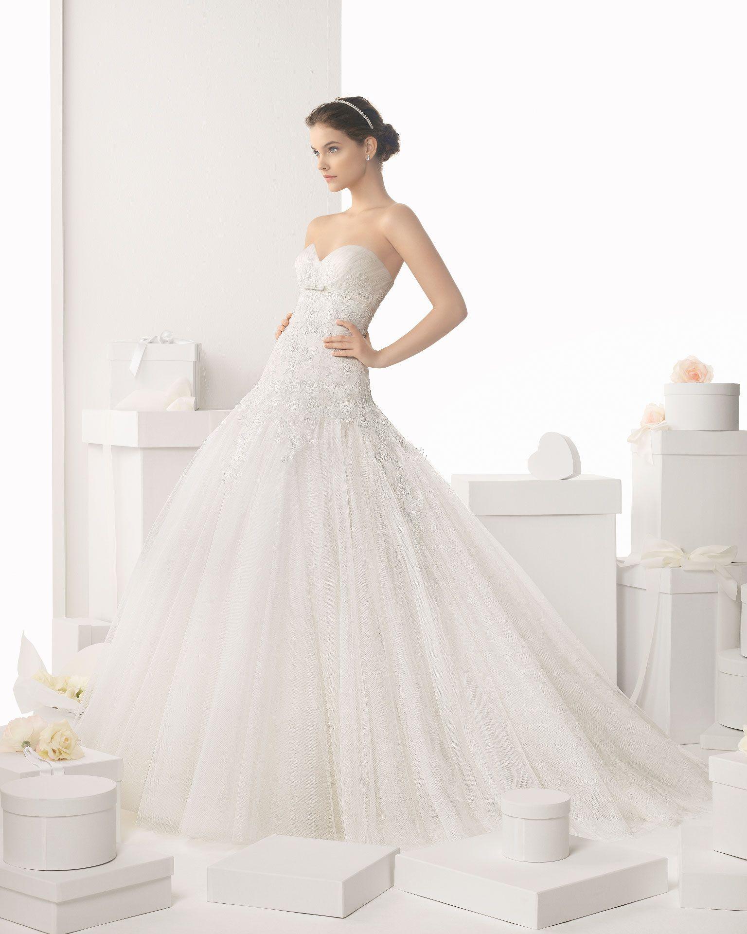 Wedding Dresses 2014 CALAFELL