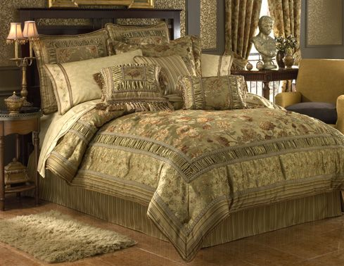 Harvest Manor Croscill Comforter Set Amp Bedspreads